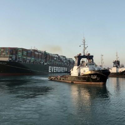 Egypt's commerce reputation survives Suez blockage: analysts