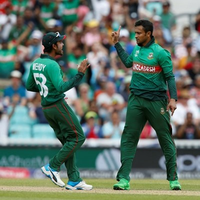 Rampant Bangladesh add to South Africa's World Cup agony