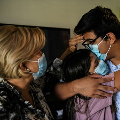In virus hotspot Florida, a family mourns - and worries about bills