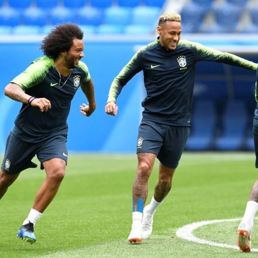 World Cup spotlight on Neymar as Brazil aim to find form