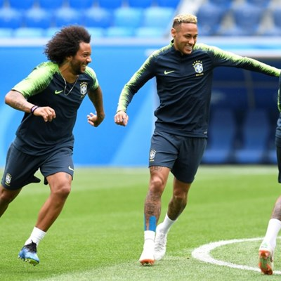 World Cup spotlight on Neymar as Brazil aim to find form