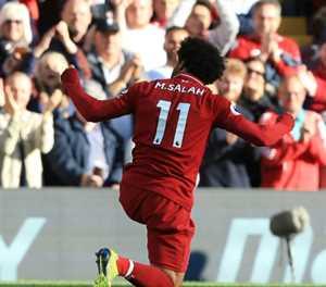 African players in Europe: Salah's goal run continues