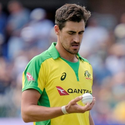 Aussie Starc bulked up to challenge speed record