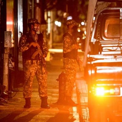 Third arrest in manhunt after Maldives bomb attack
