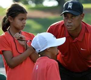 Tiger enjoys Masters champions dinner 'quarantine style'