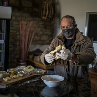 South African artisanal cheesery hopes virus will boost Slow Food