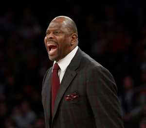 NBA great Ewing out of hospital