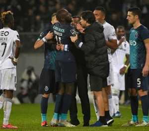 Controversial Guimaraes fine not for Marega racist abuse: Portuguese FA