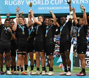Rugby World Cup Sevens 2022 to be held in Cape Town