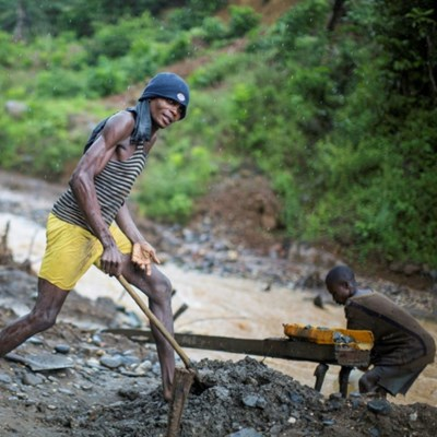 UN calls for 'sustained efforts' against DRC natural resource trafficking