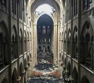 French artisans gear up to restore Notre-Dame