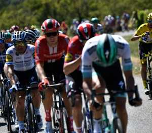 Tour de France riders set to bake in heatwave