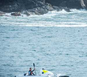 New Zealand kayaker finishes epic solo Tasman voyage