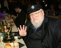 More 'Thrones'? George R.R. Martin inks five-year HBO deal
