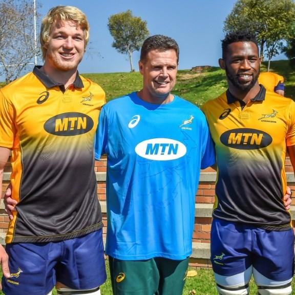 Springboks' Rassie Erasmus a smart coach and racial transformer