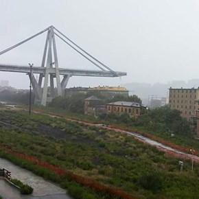 Italy motorway bridge collapses
