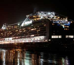 Japan completes virus testing for quarantined ship