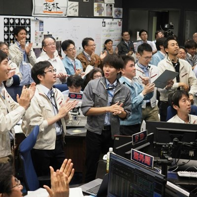 Japan's Hayabusa2 probe makes 'perfect' touchdown on asteroid