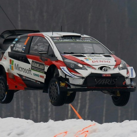 Tanak triumphs in Sweden to take championship lead
