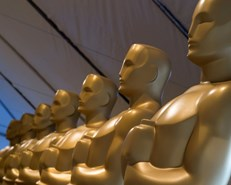 Oscar nominees emerge as awards row rages over female snubs