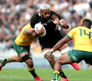 All Blacks out to silence 'haters' in Pumas rematch