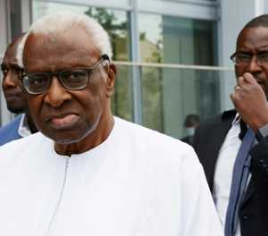 Prosecution demands four-years jail for ex-athletics chief Diack