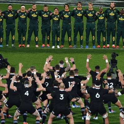 Clash of styles as All Blacks, Springboks meet in Rugby World Cup blockbuster