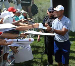 Tiger 'way better' entering PGA playoff test at Medinah
