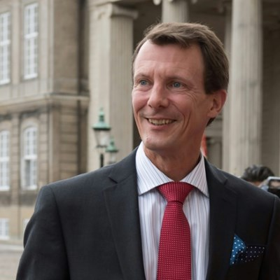 Danish Prince Joachium stable after brain clot surgery
