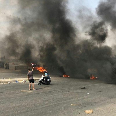 Nine dead as thousands protest across Iraq
