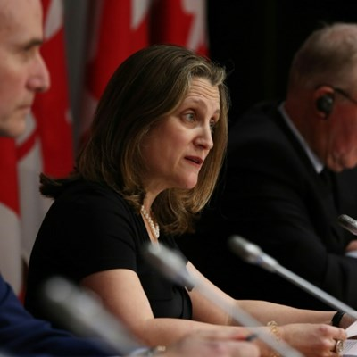 Canada to roll out big spending in pandemic recovery budget