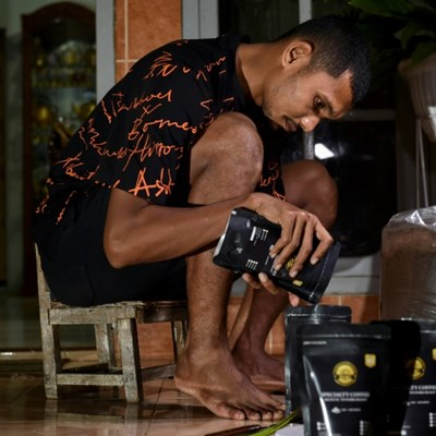 Paying the penalty: Coronavirus hits Indonesian footballers hard