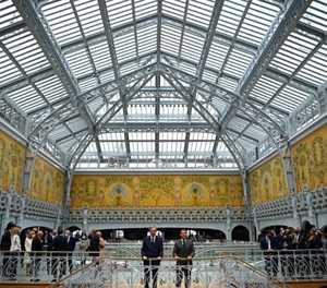 Paris's 'Legendary' Samaritaine shopping temple shows off revamp
