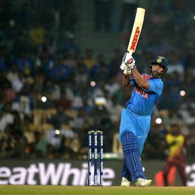Dhawan hits 92 as India sweep T20 series