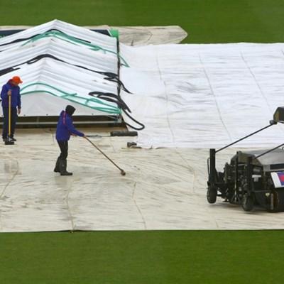 Bangladesh-Sri Lanka washout sets World Cup record