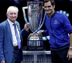 Federer hails 'wonderful' Laver Cup addition to ATP Tour