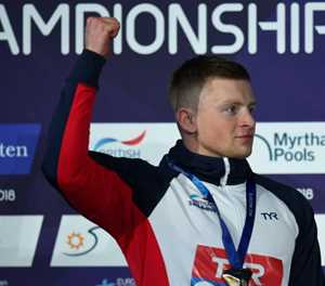 Peaty's breaststroke world record adjusted