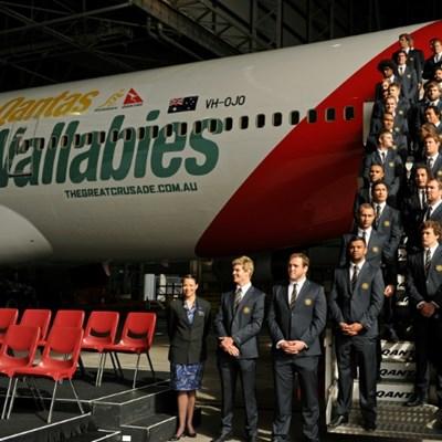 Crisis-hit Qantas ends 30-year Wallabies sponsorship
