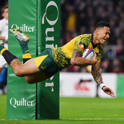 Folau rejects settlement offer over 'anti-gay' posts: report