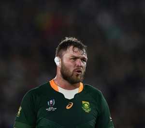 Vermeulen joins Springboks hoping to emulate Lions skipper Jones
