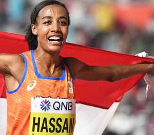 World champion Hassan 'shocked' by Salazar doping ban