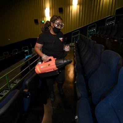 Timid restart for US cinemas