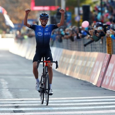 African cycling's only World Tour team NTT losing race to stay afloat