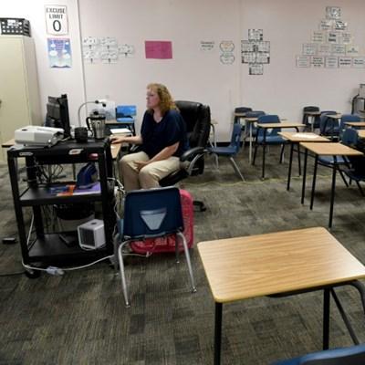 Las Vegas plans to reopen schools as suicide fears grow
