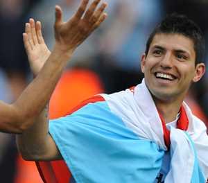 Sergio Aguero starts long farewell as Man City exit looms