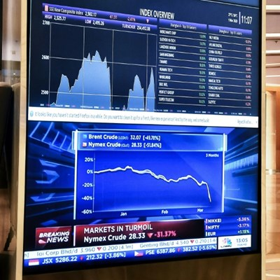 Oil price crash: will it affect the move to green energy?