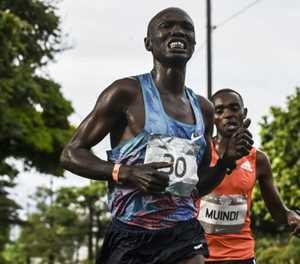 Kenyan runner hit by car in ill-fated Colombian half-marathon