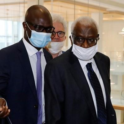 Ex-athletics chief Diack's corruption trial starts