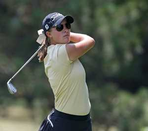 Top-ranked Kupcho shares first-round lead at inaugural  Augusta National Women's Amateur