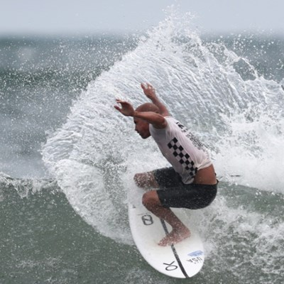 Old man and the sea: Slater warms to Olympic surf challenge